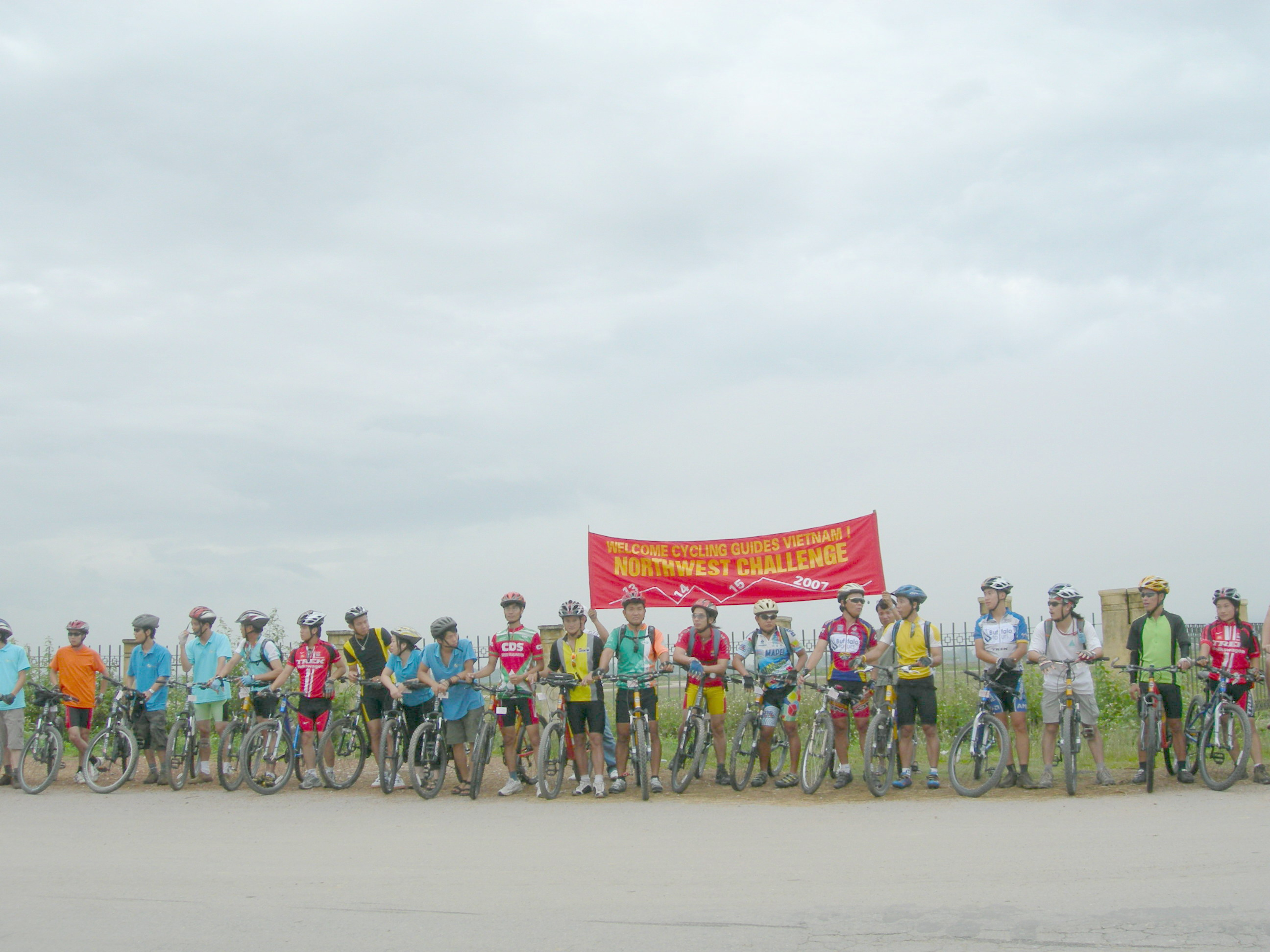 Sinhbalo annual bicycle race - Northwest challenge 2007