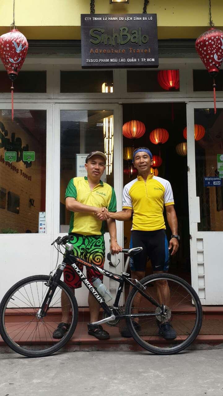 DH Long at Sinhbalo Saigon 2017